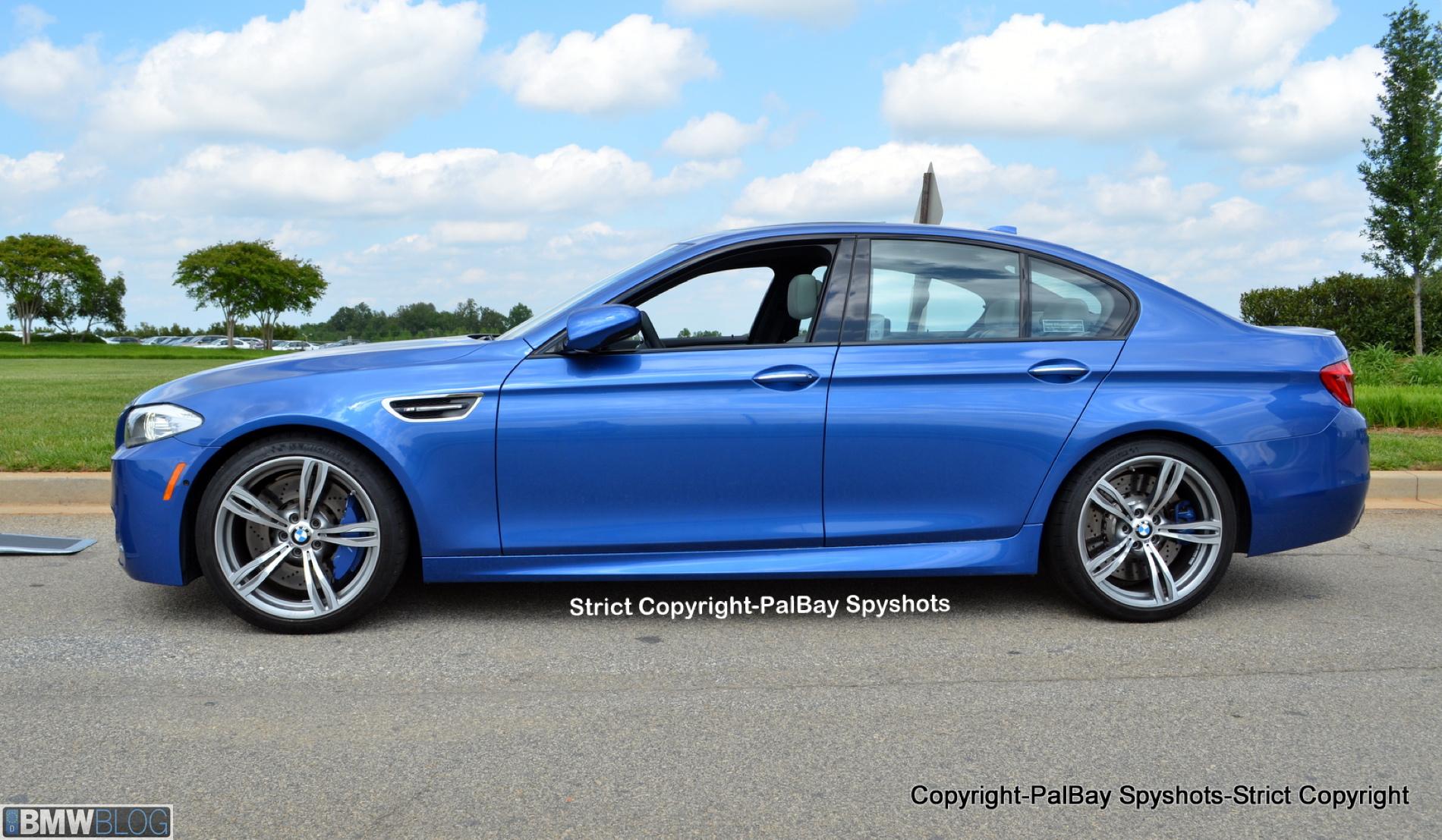 2013 BMW M5 - Image #13