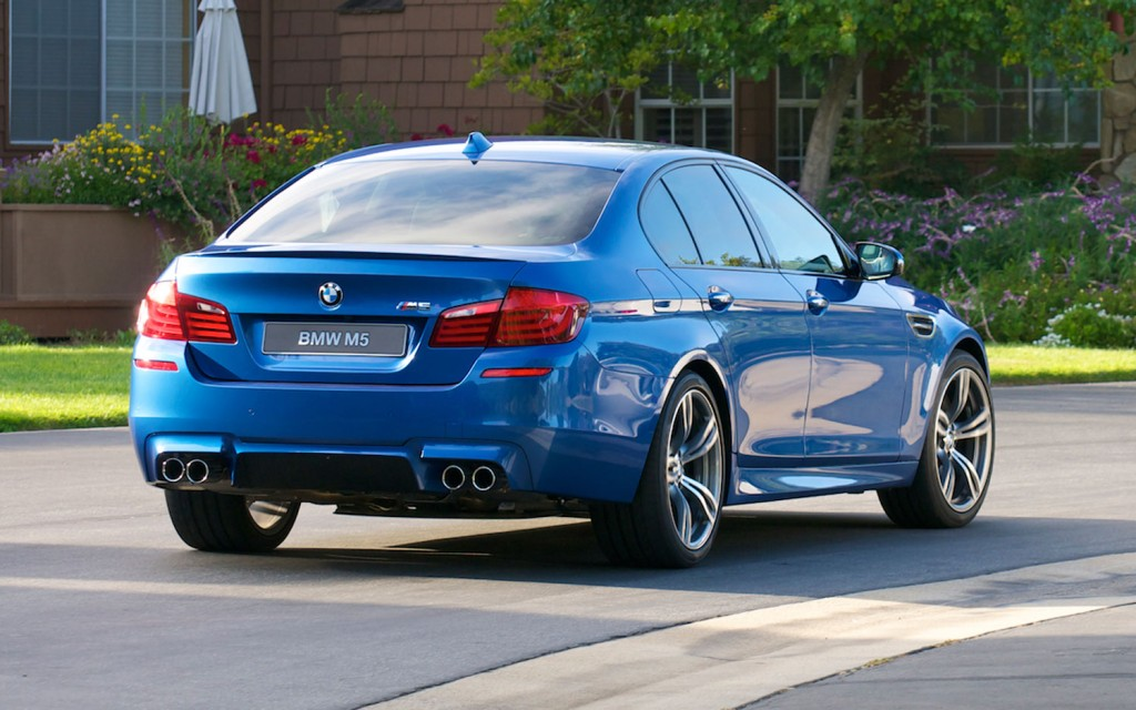 2013 BMW M5 - Information and photos - ZombieDrive.