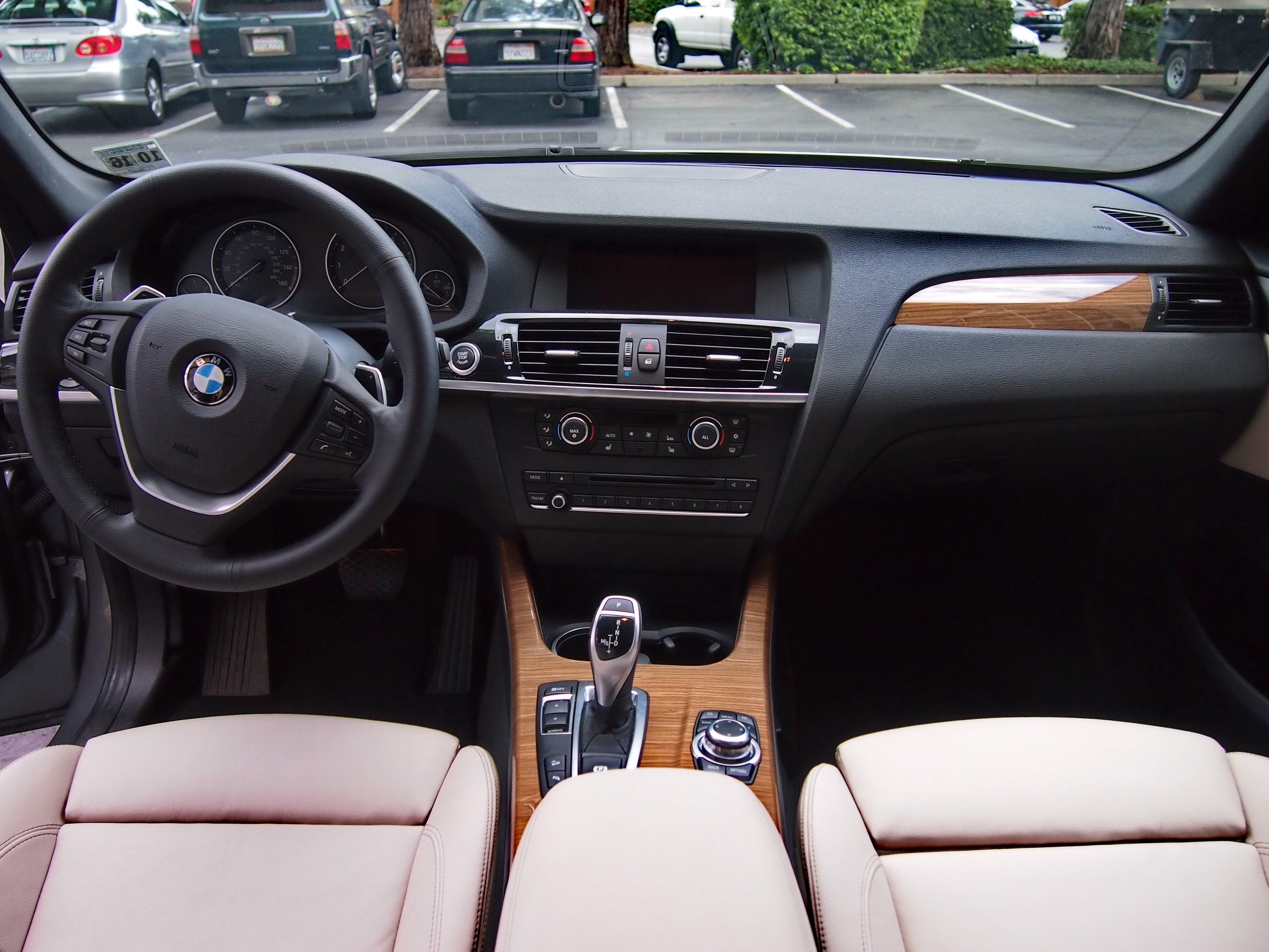 2013 bmw x3 - information and photos - zombiedrive