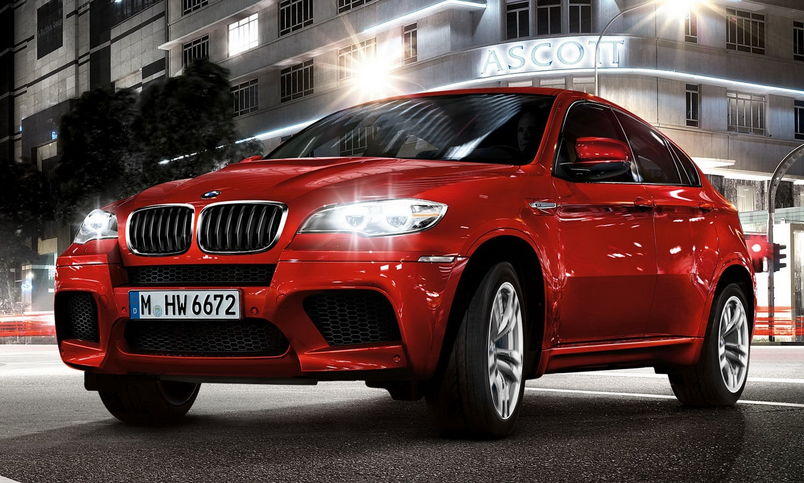 2013 BMW X6 M - Information and photos - ZombieDrive