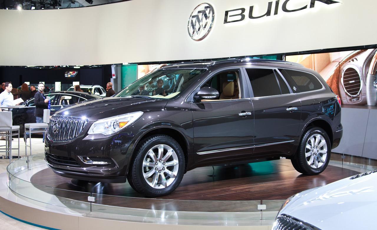 2013 buick enclave 18 buick enclave 18