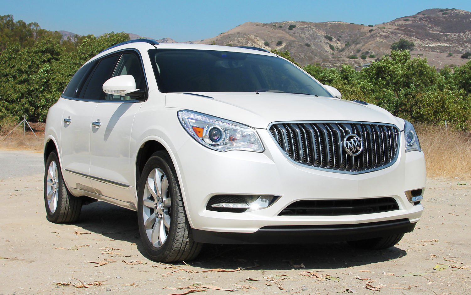 2013 buick enclave review ratings specs prices and photos. Black Bedroom Furniture Sets. Home Design Ideas