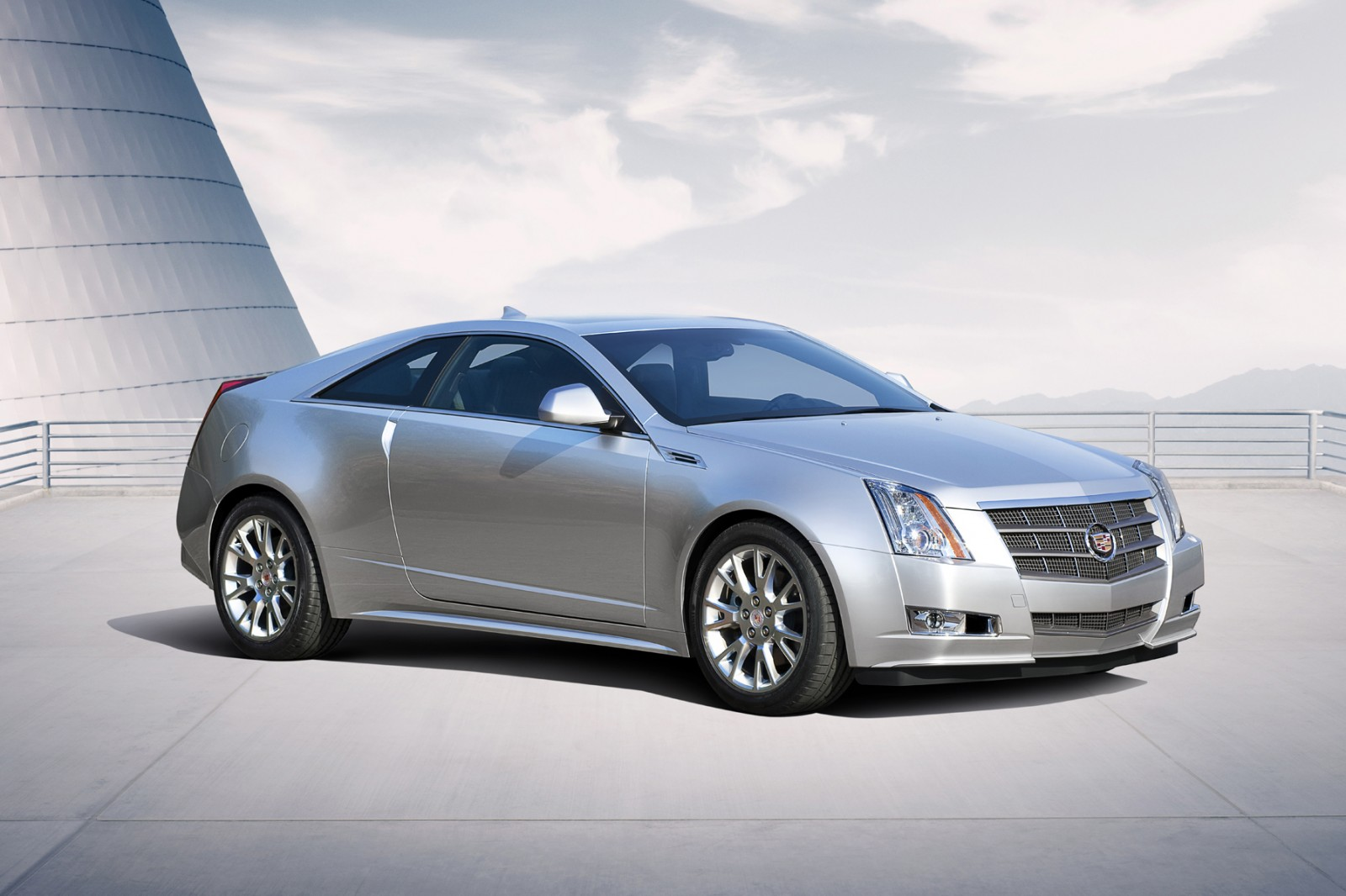 Cadillac CTS Coupe #13