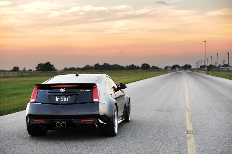 Cadillac CTS Coupe #10