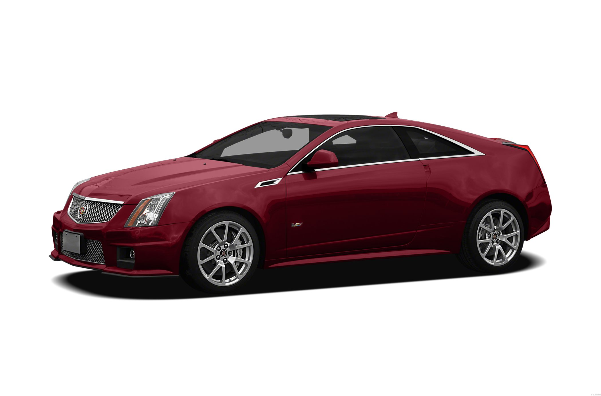 Cadillac CTS Coupe #12