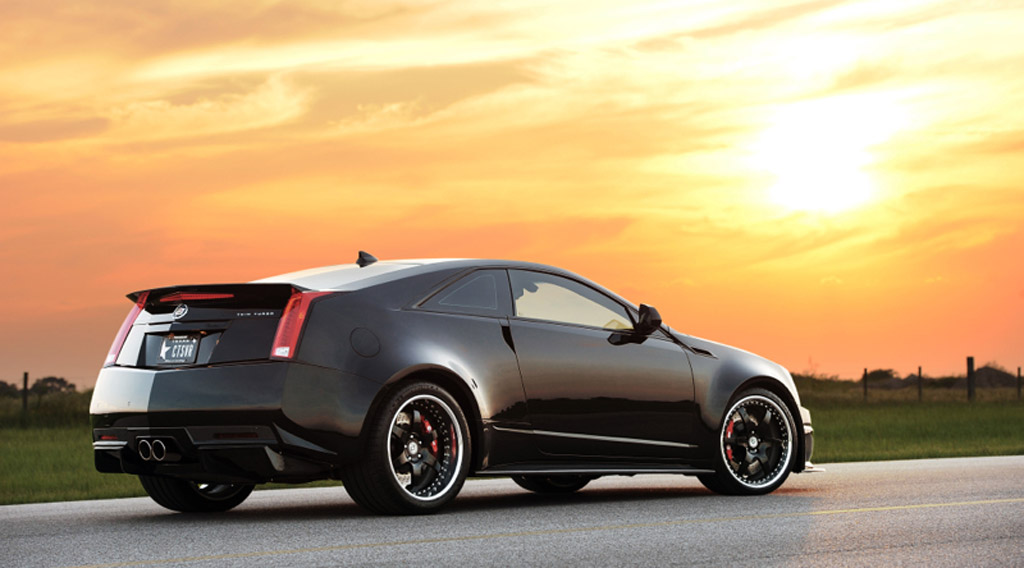 Cadillac CTS Coupe #11