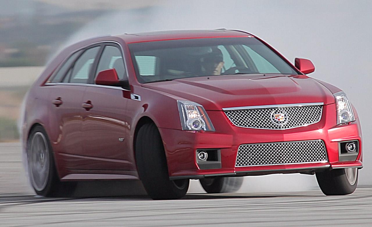 Cadillac Cts V Wagon >> 2013 CADILLAC CTS-V WAGON - Image #17