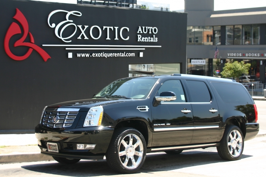 2013 Cadillac Escalade Esv Image 18