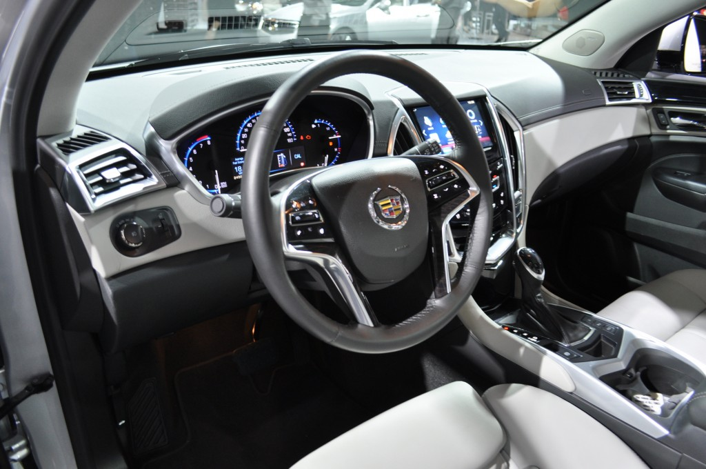 2013 Cadillac Srx >> 2013 CADILLAC SRX - Image #15