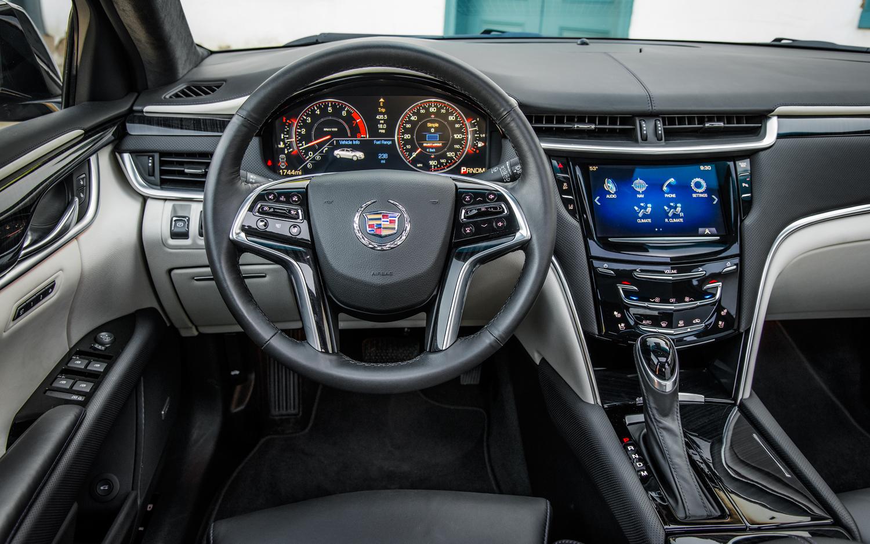 2013 Cadillac Xts Image 17