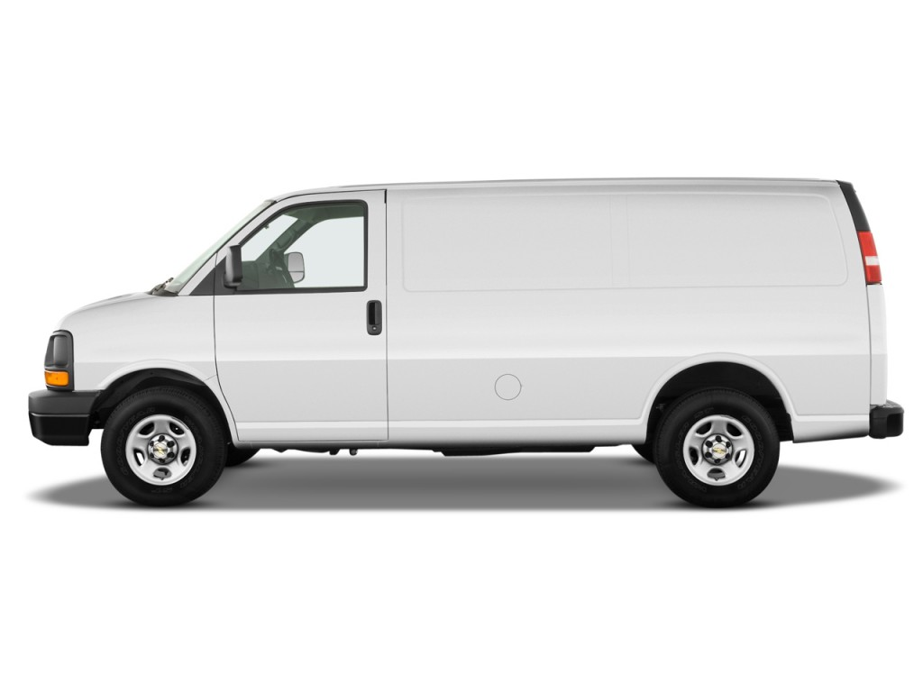 2013 Chevrolet Express Cargo  Information and photos  ZombieDrive
