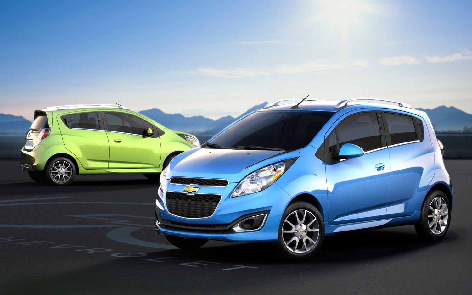 2013 Chevrolet Spark Information And Photos Zombiedrive Engine Origin 19