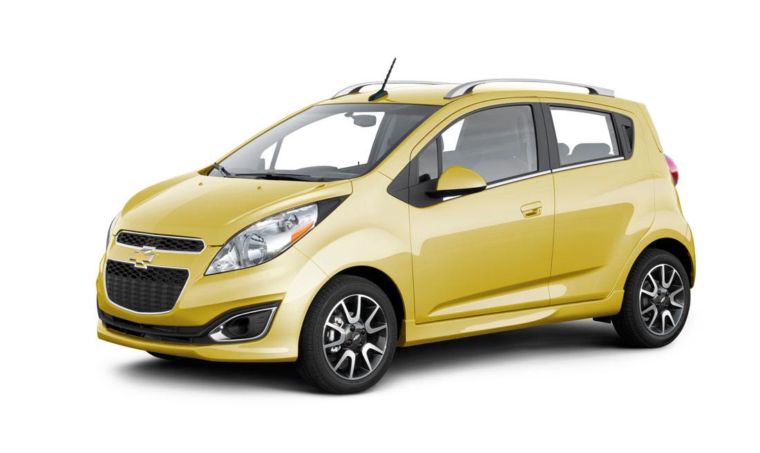 2013 Chevrolet Spark Image 16