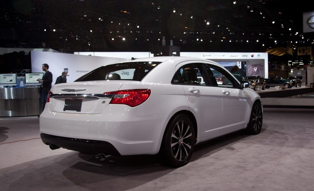 Chrysler 200 #13
