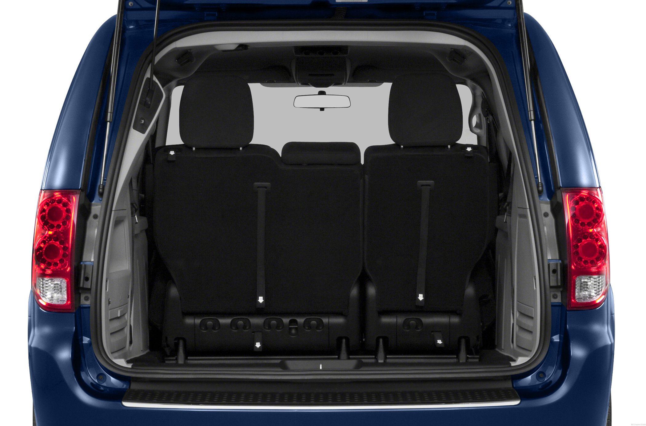 2013 Dodge Grand Caravan - Information and photos - ZombieDrive