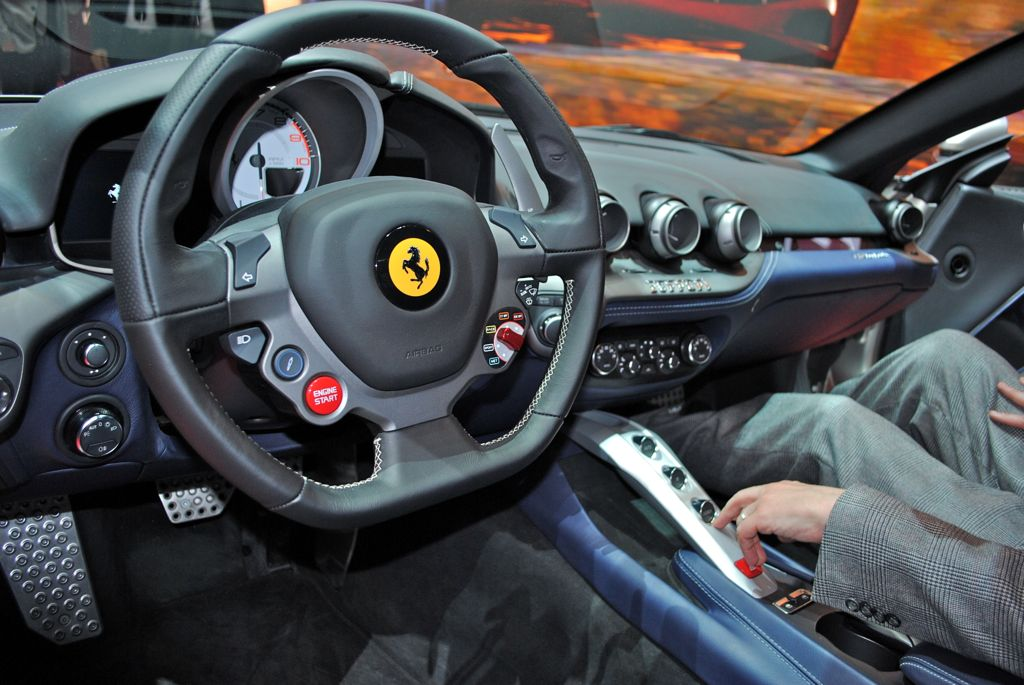 2013 Ferrari F12 Berlinetta Information And Photos Zombiedrive