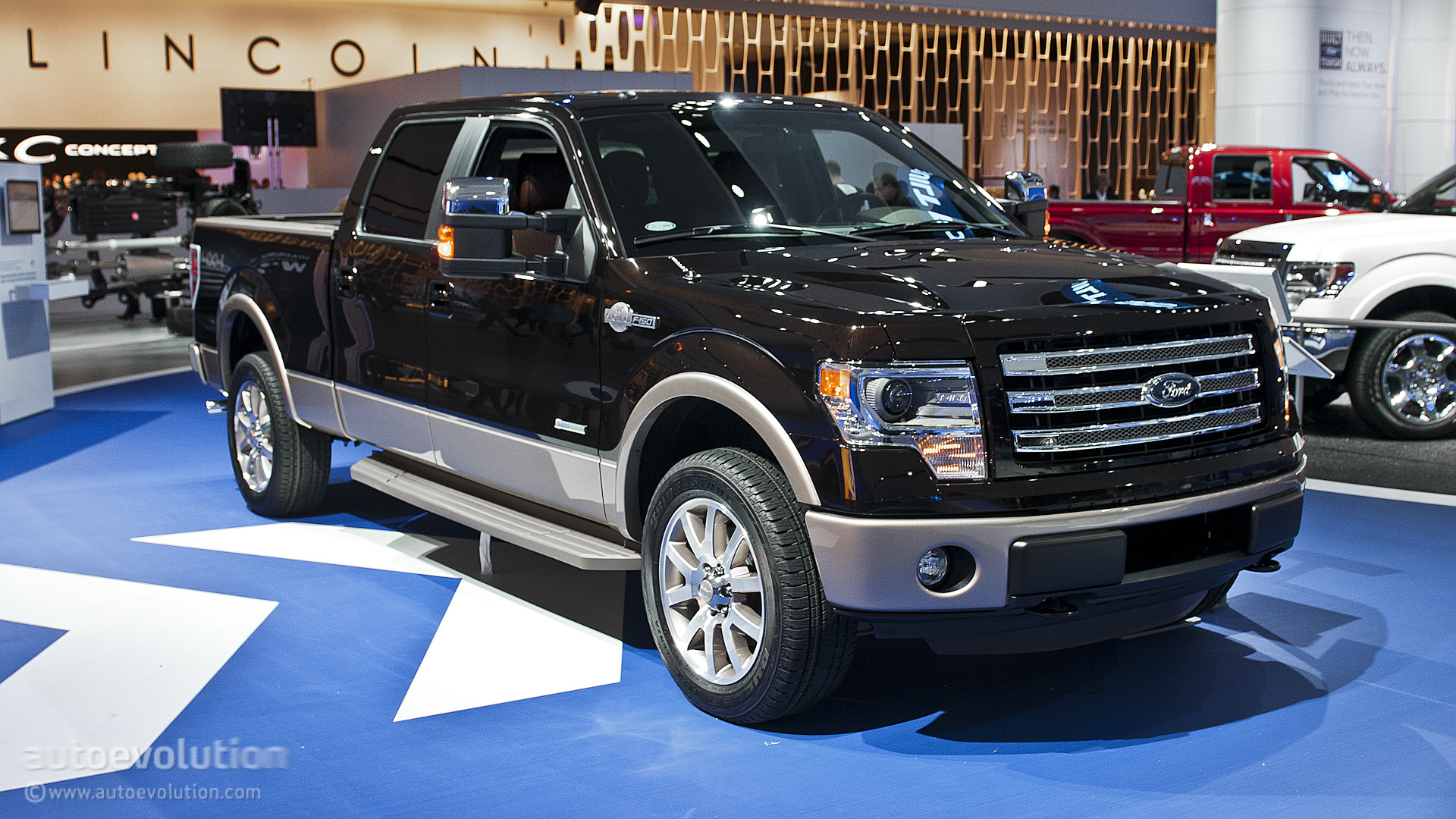 Ford F-150 #18
