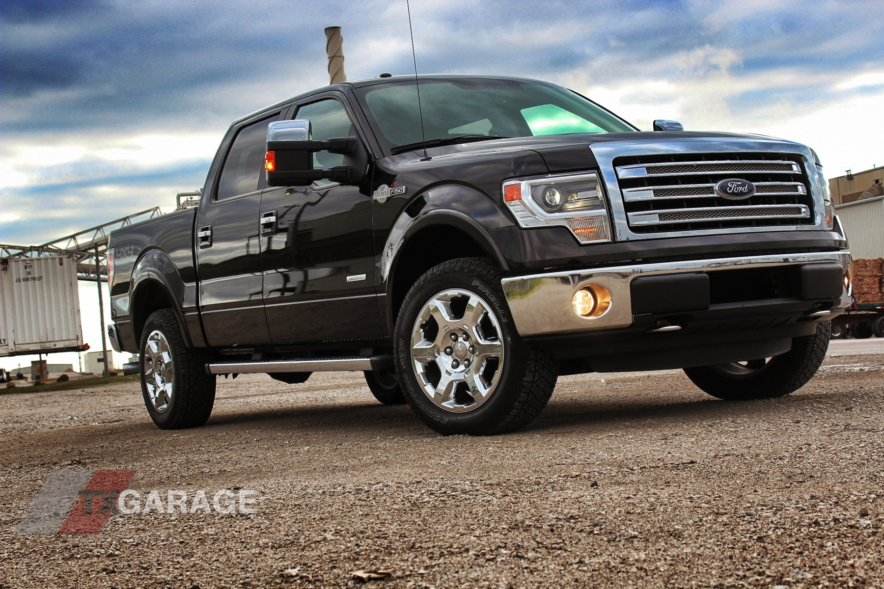 Ford F-150 #14