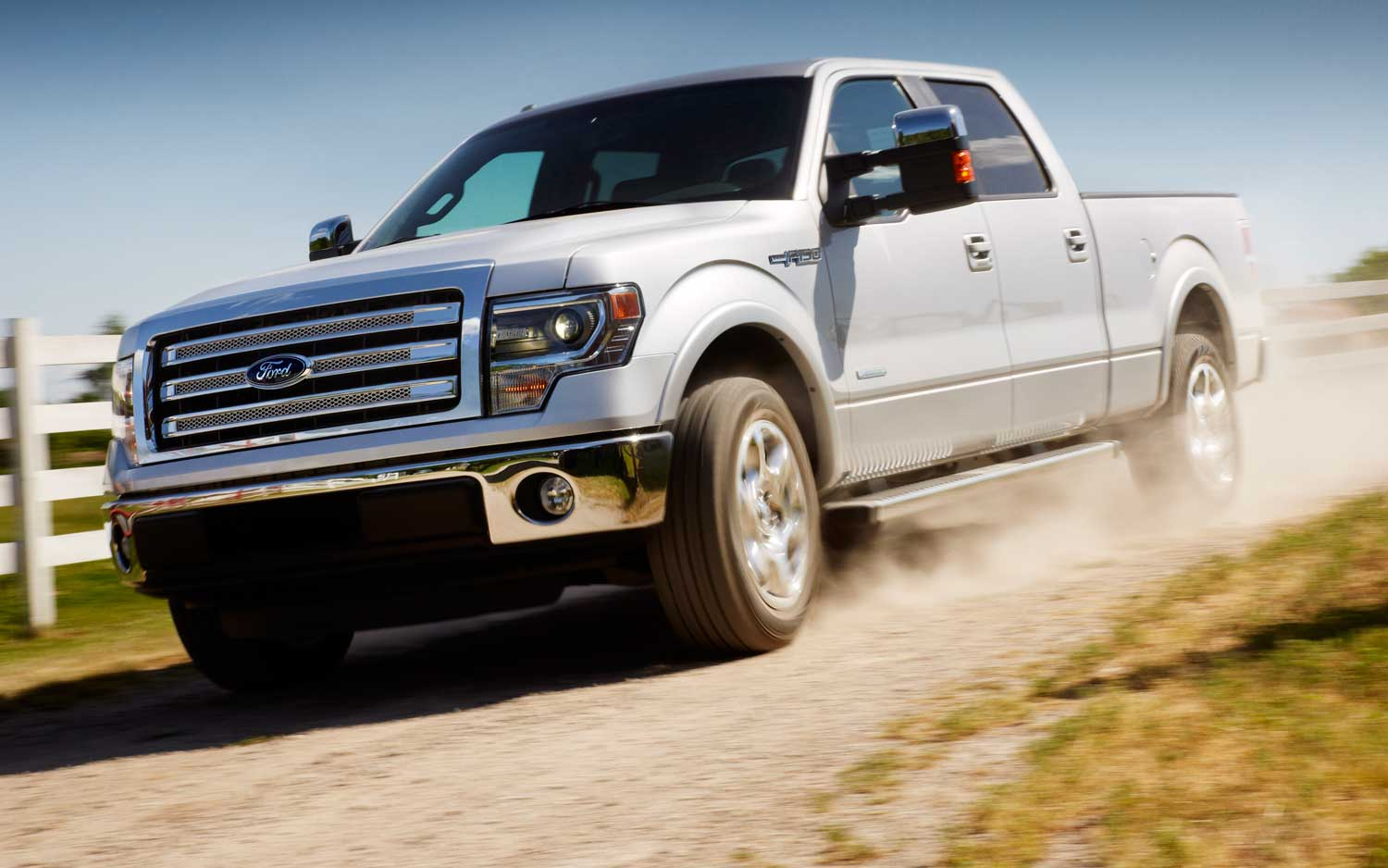Ford F-150 #20