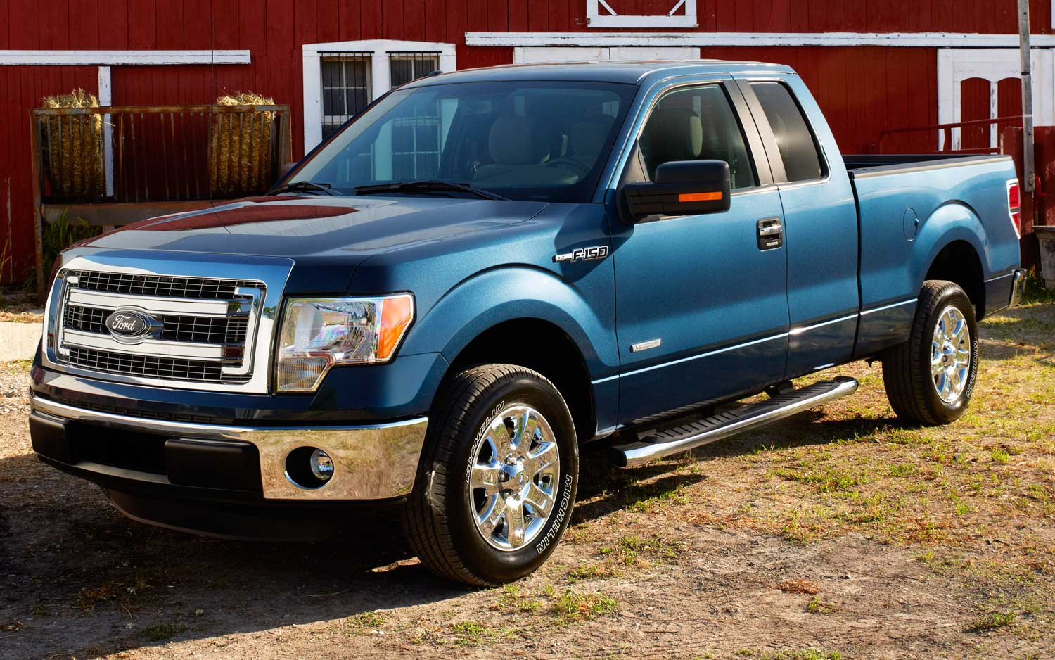 Ford F-150 #19