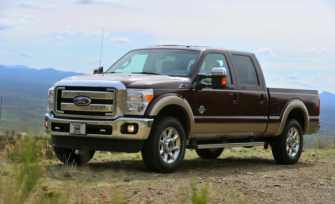 Ford F 250 Lifted >> 2013 FORD F-250 SUPER DUTY - Image #18