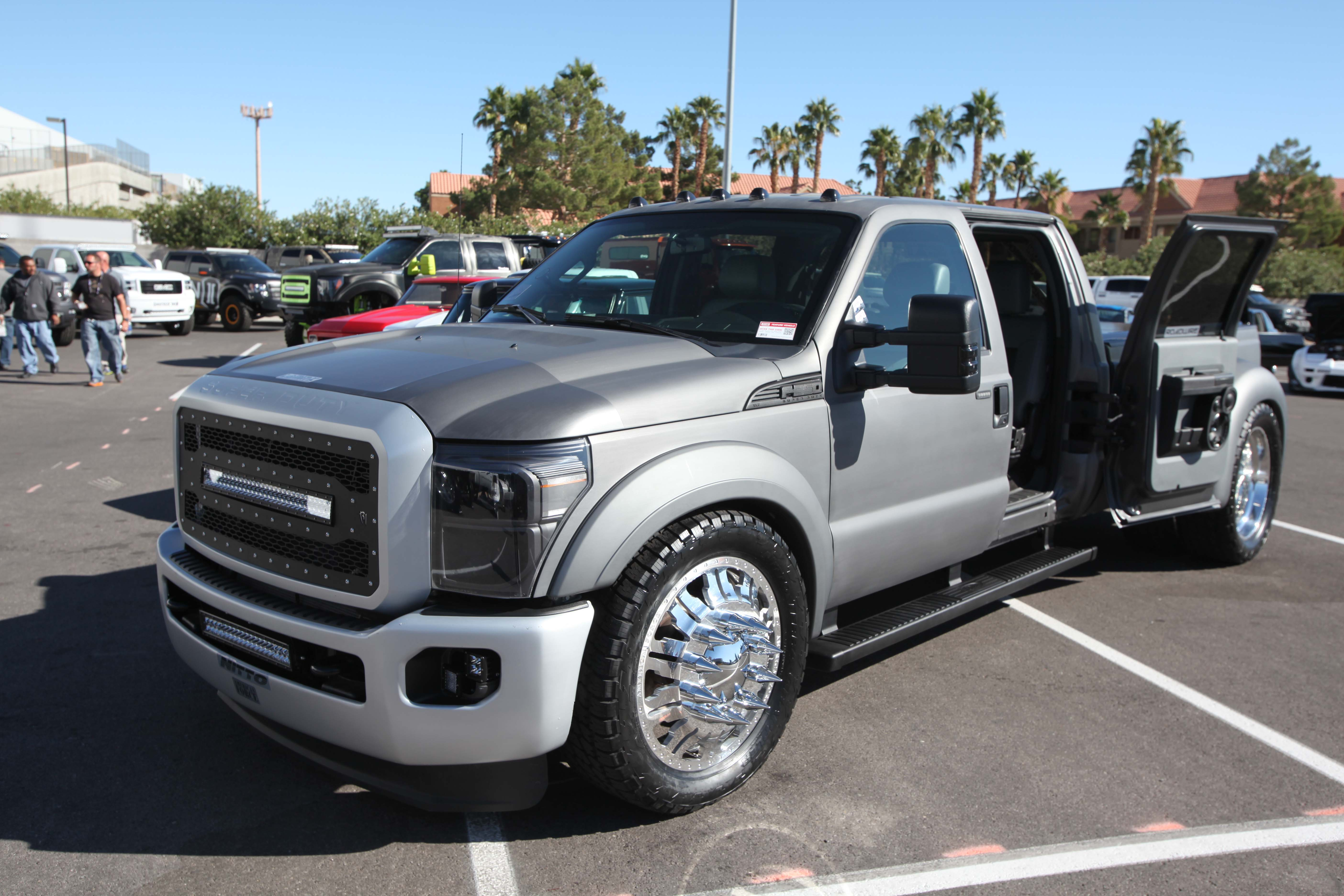 Ford F-350 Super Duty #15