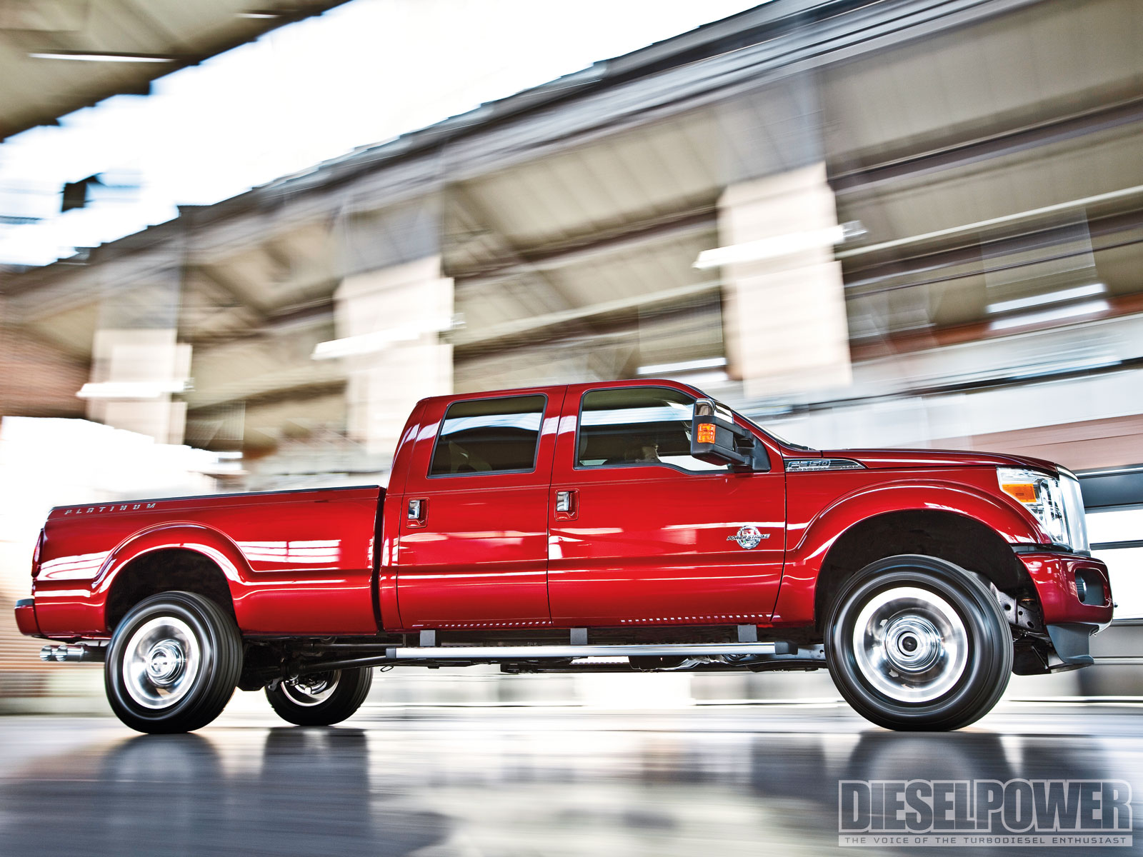 Ford F-350 Super Duty #19