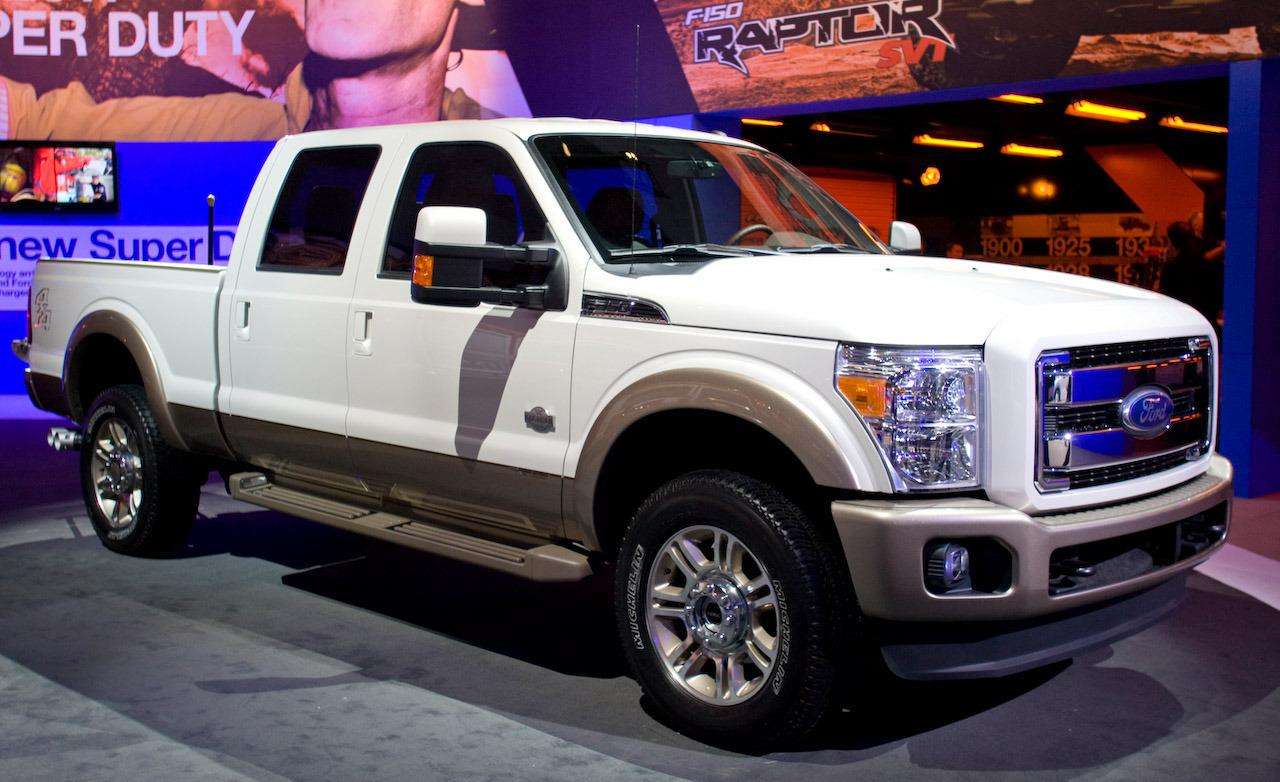 Ford F-350 Super Duty #10