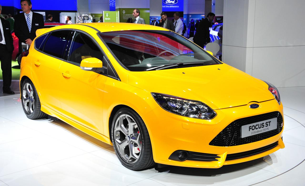 2013 ford focus st information and photos zombiedrive. Black Bedroom Furniture Sets. Home Design Ideas