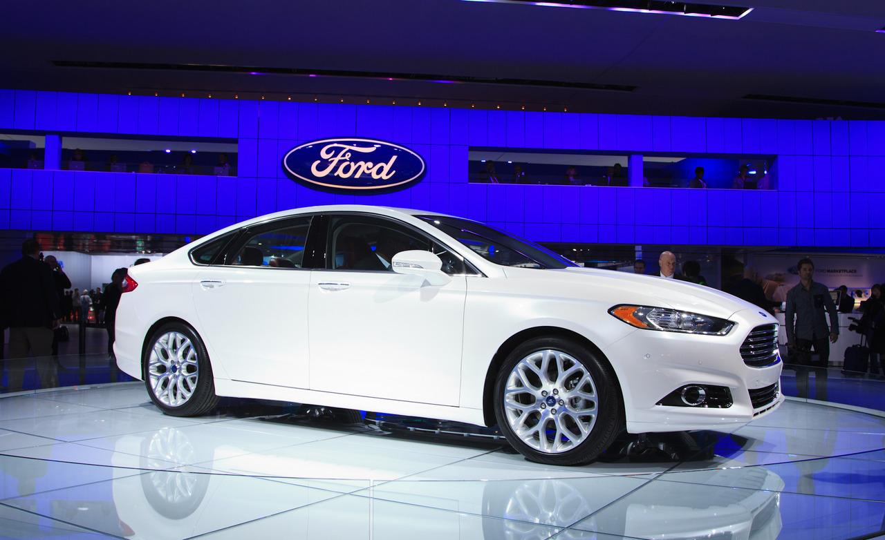 Ford Fusion #20
