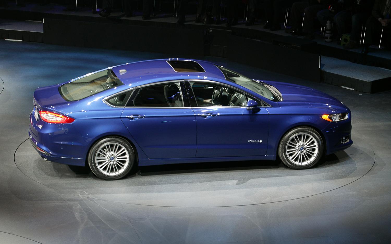 2013 ford fusion hybrid 11 ford fusion hybrid 11