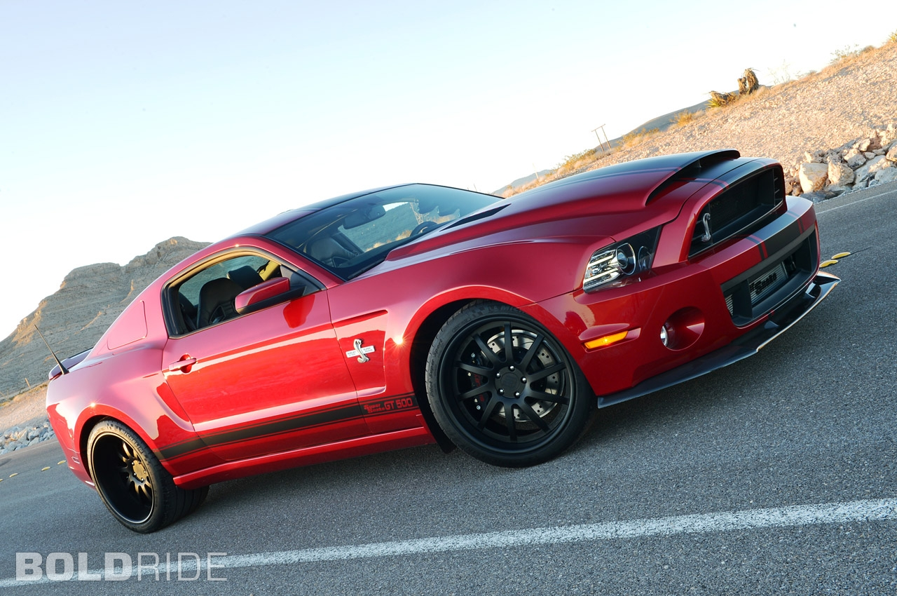 Ford Shelby GT500 #12