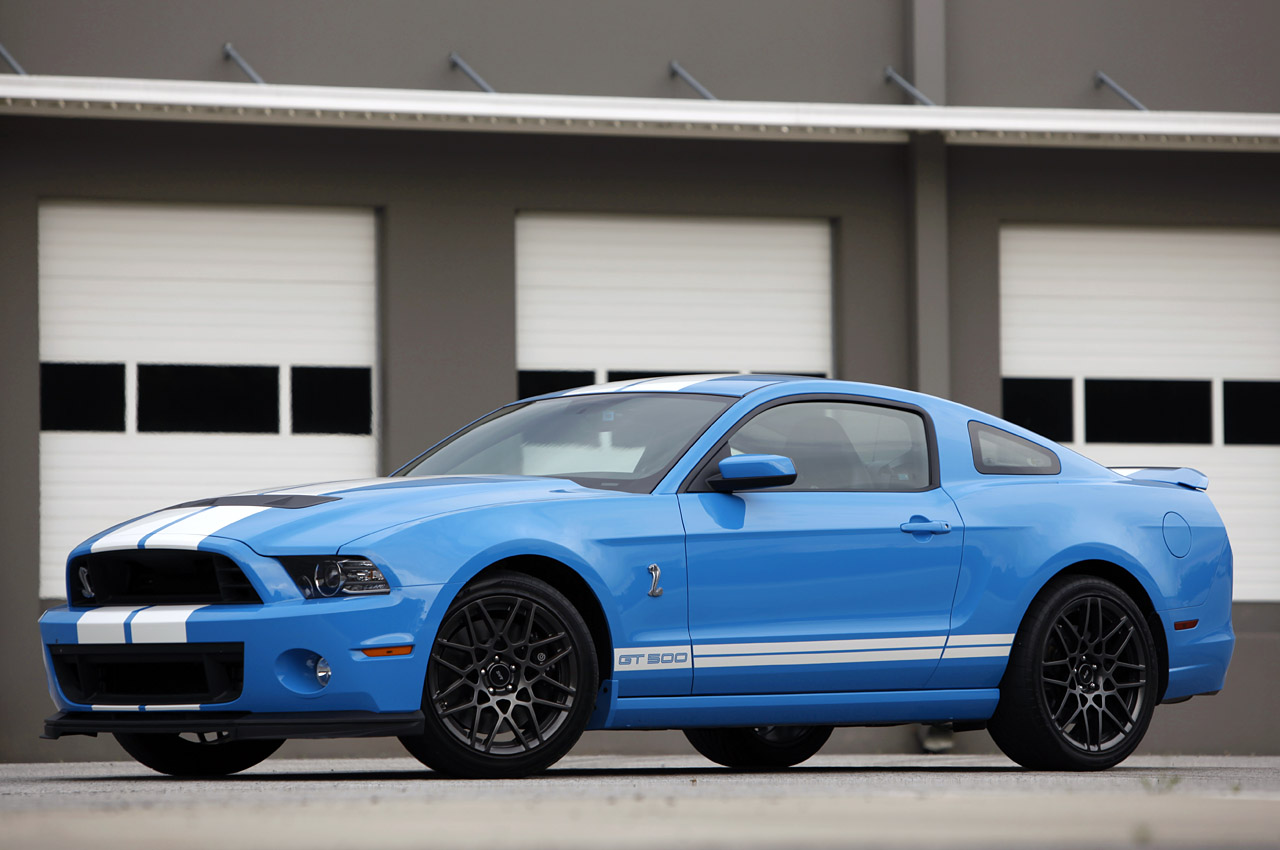 Ford Shelby GT500 #17
