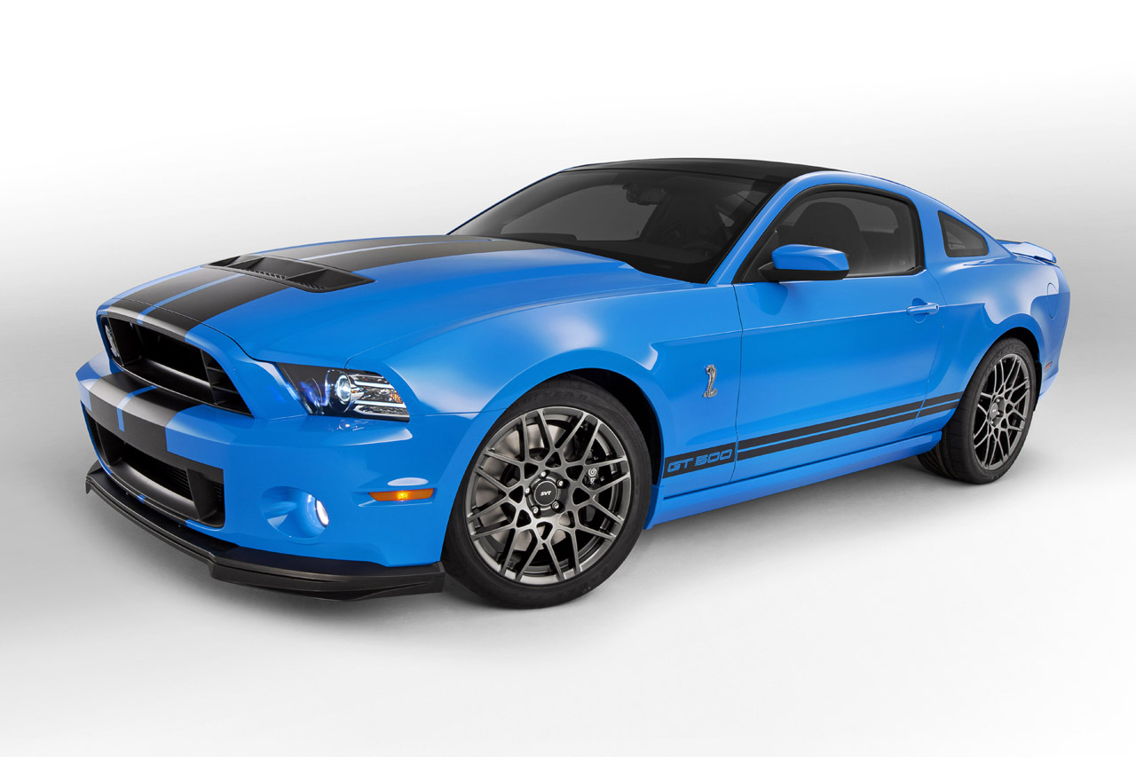 Ford Shelby GT500 #15