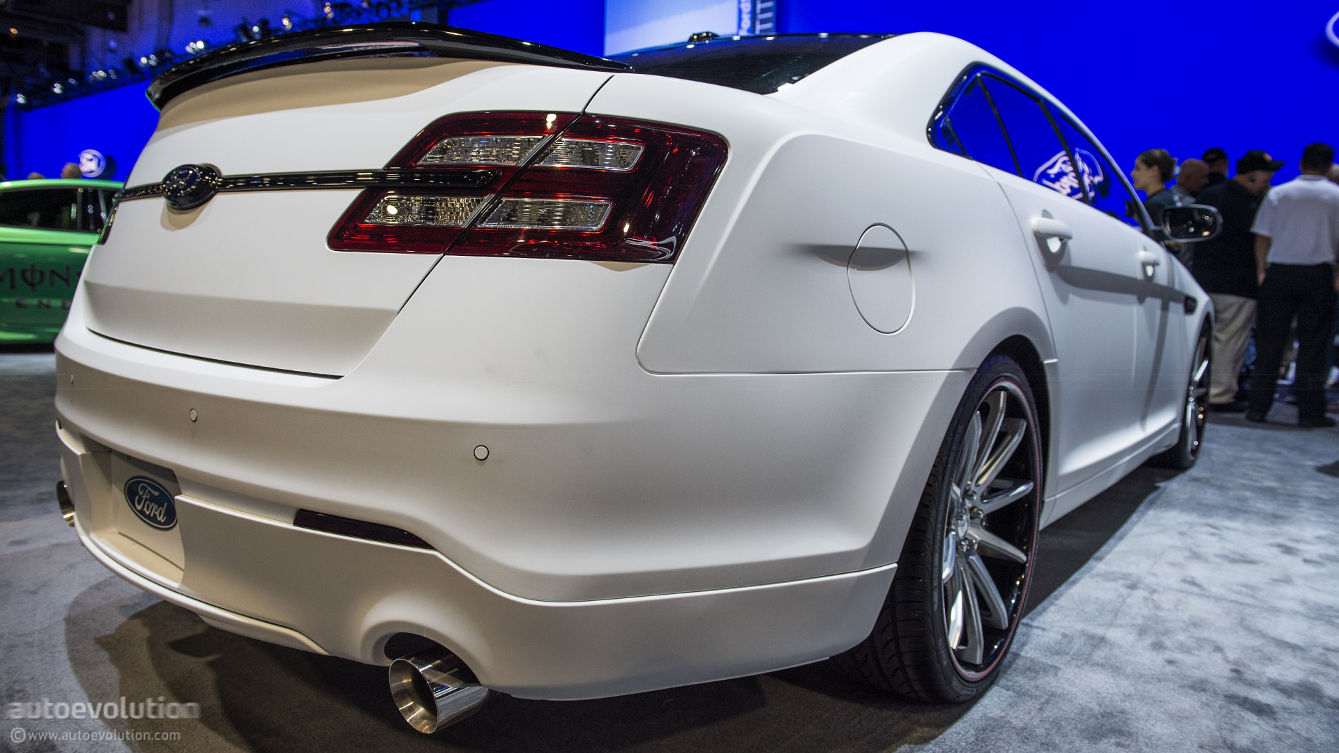 Ford >> 2013 FORD TAURUS - Image #15