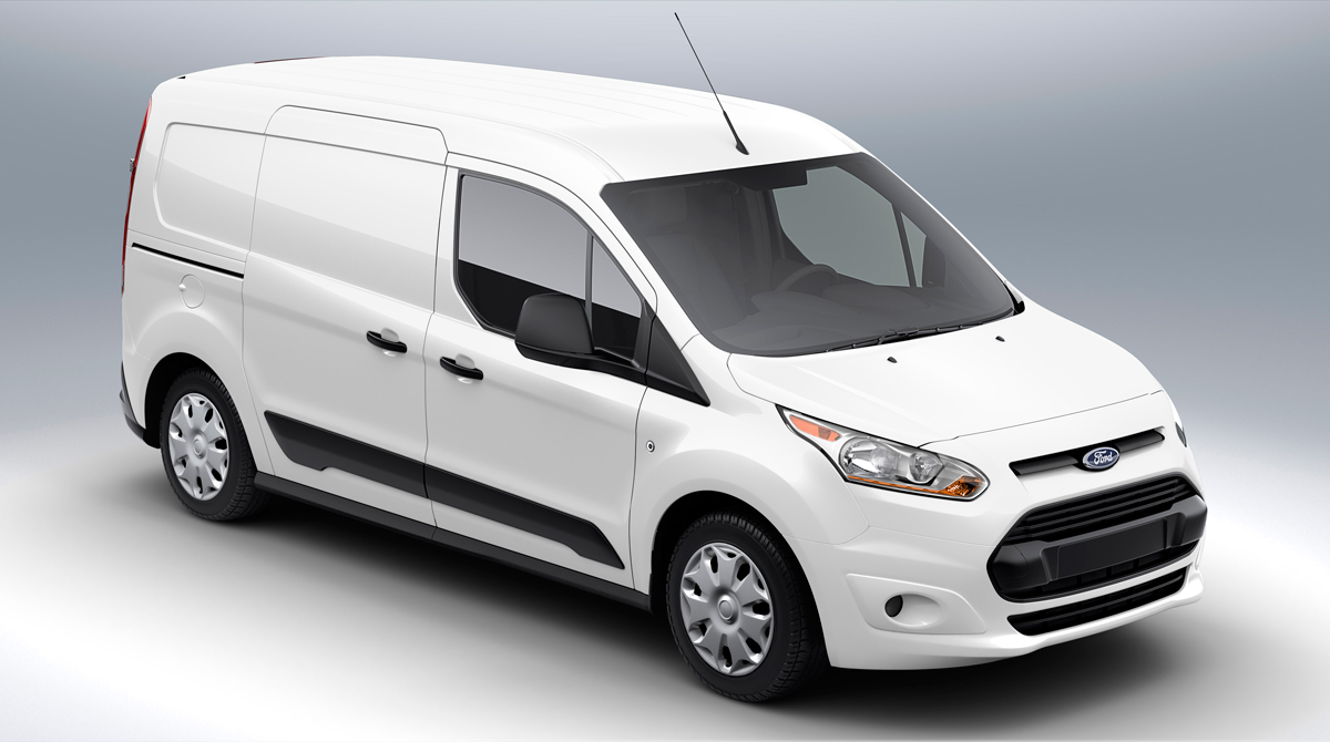 Ford Transit Connect #11