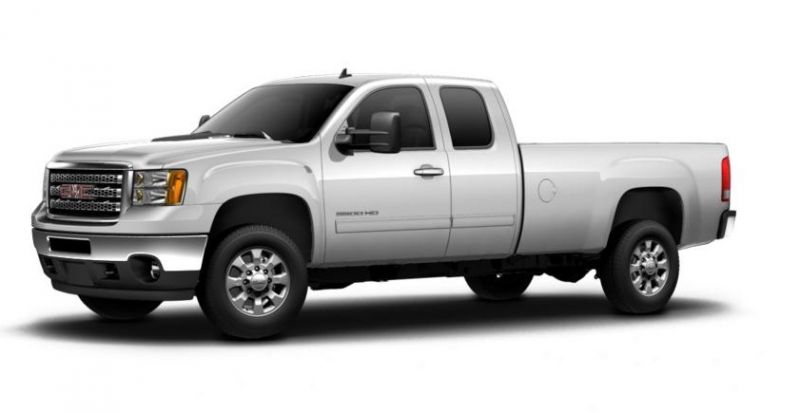 GMC Sierra 3500HD #7