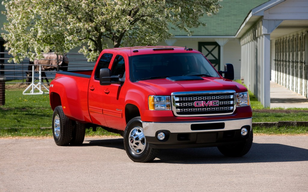 GMC Sierra 3500HD #8