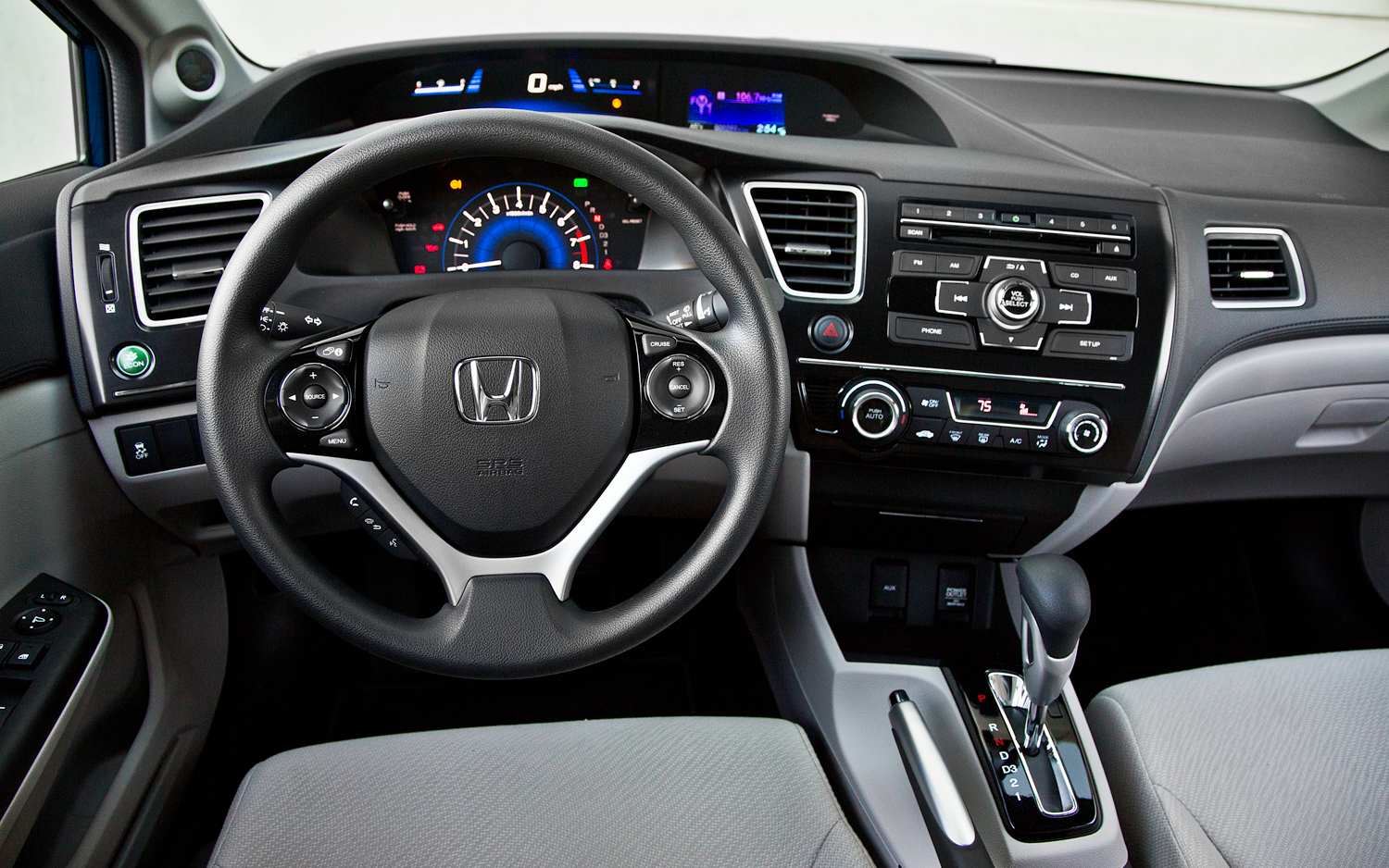 2013 Honda Civic Information And Photos Zombiedrive