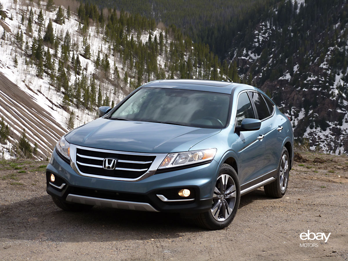 2013 honda crosstour information and photos zombiedrive. Black Bedroom Furniture Sets. Home Design Ideas
