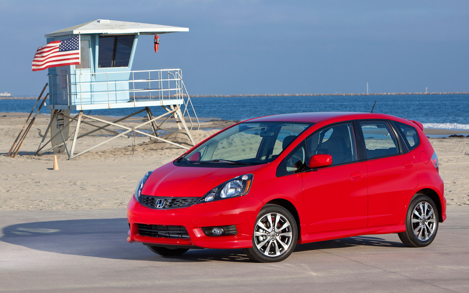 2013 honda fit red 200 interior and exterior images for 2013 honda fit base
