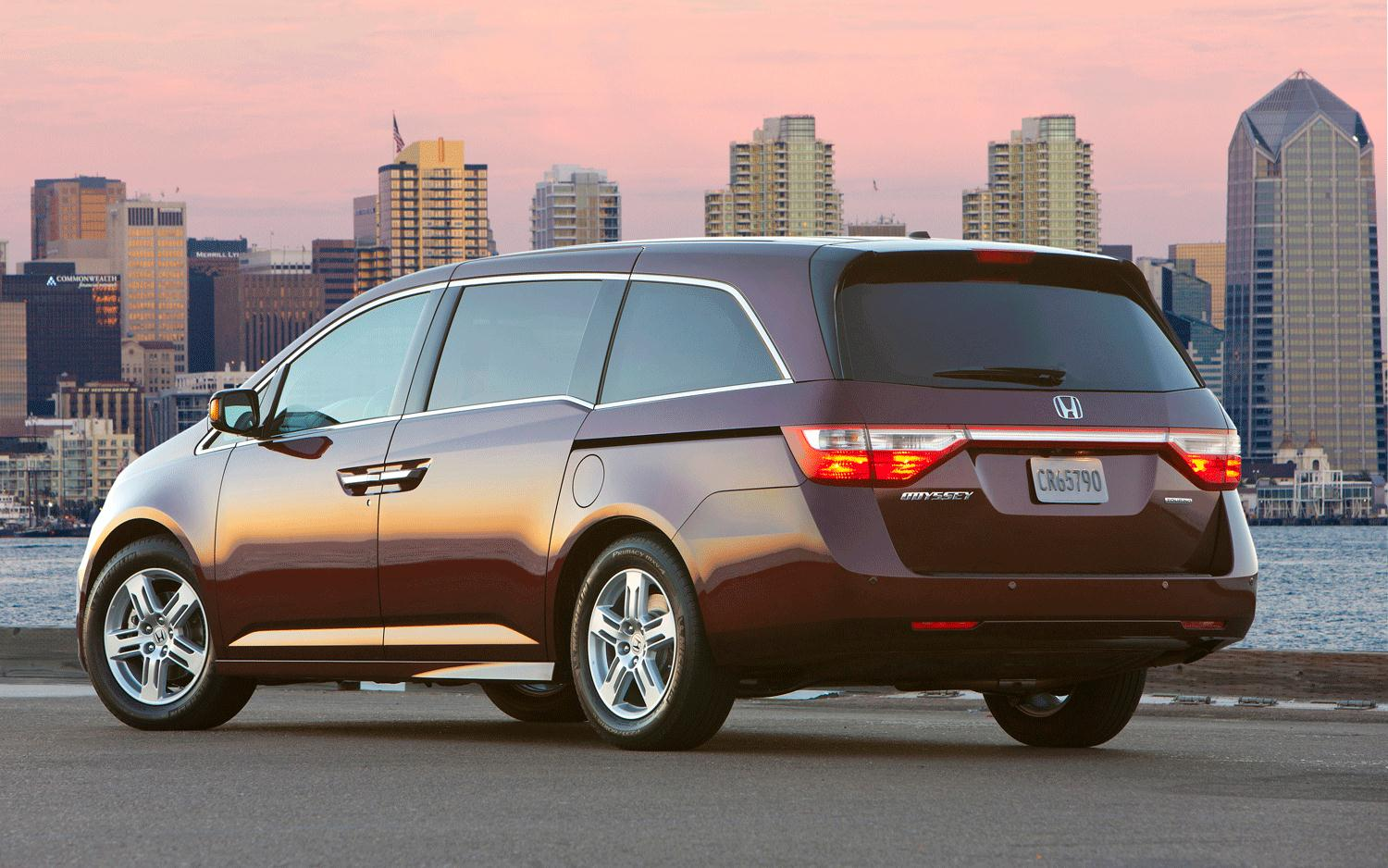 2013 honda odyssey information and photos zombiedrive. Black Bedroom Furniture Sets. Home Design Ideas
