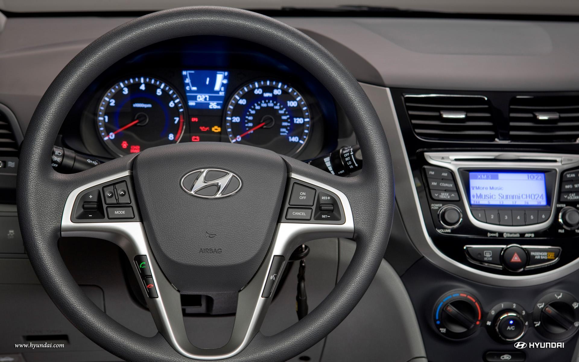 2013 Hyundai Accent #6 Hyundai Accent #6