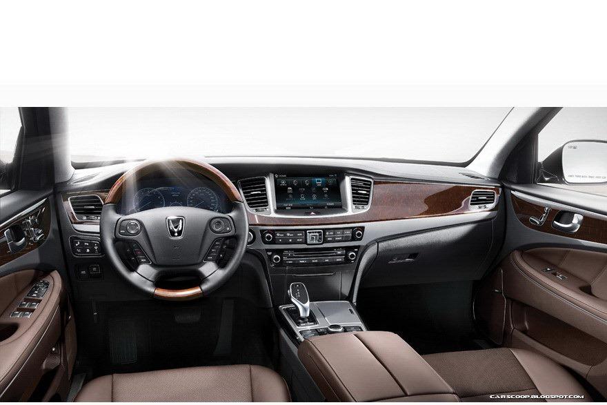 2013 Hyundai Equus Image 19