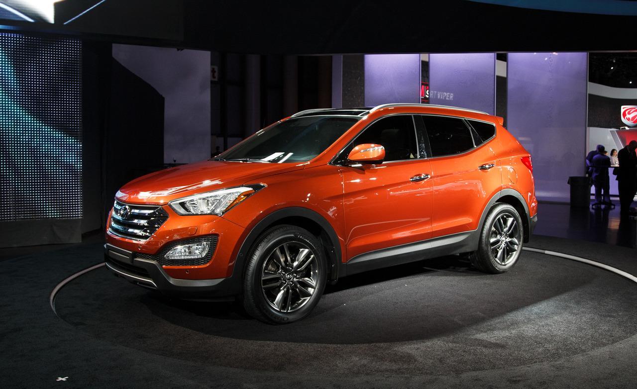 2013 Hyundai Santa Fe Reliability - Consumer Reports