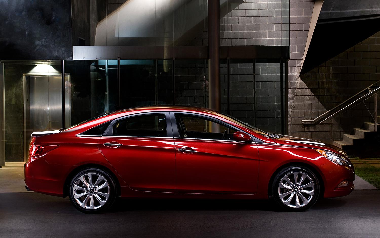 2013 Hyundai Sonata - Information and photos - ZombieDrive