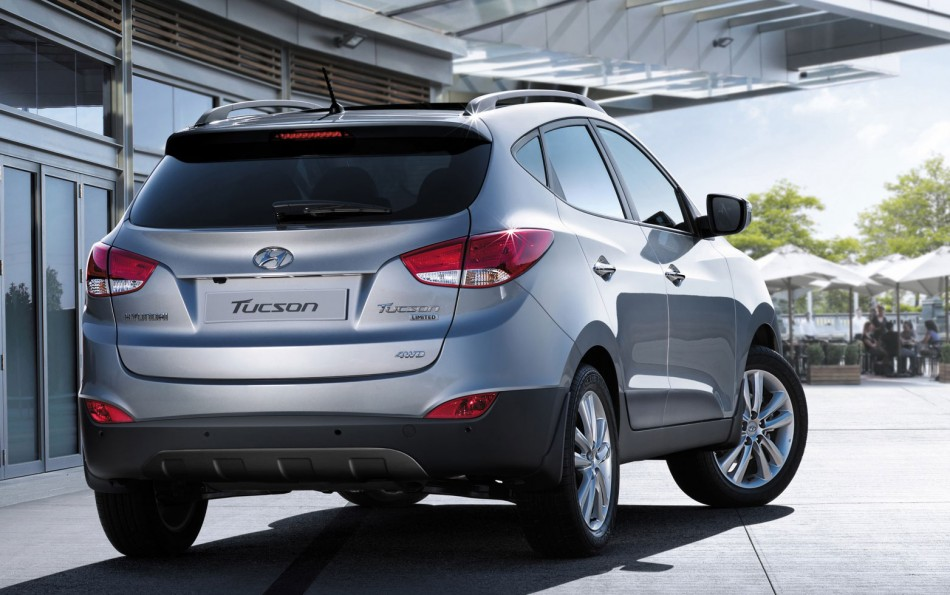 2013 hyundai tucson information and photos zombiedrive. Black Bedroom Furniture Sets. Home Design Ideas