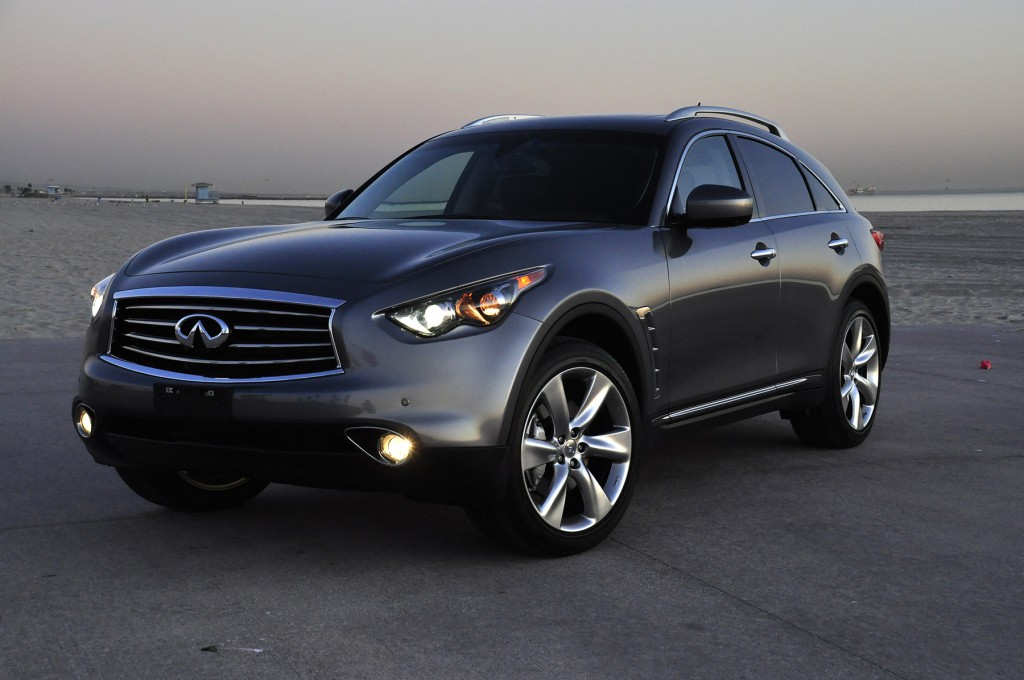 2013 Infiniti Fx Information And Photos Zombiedrive