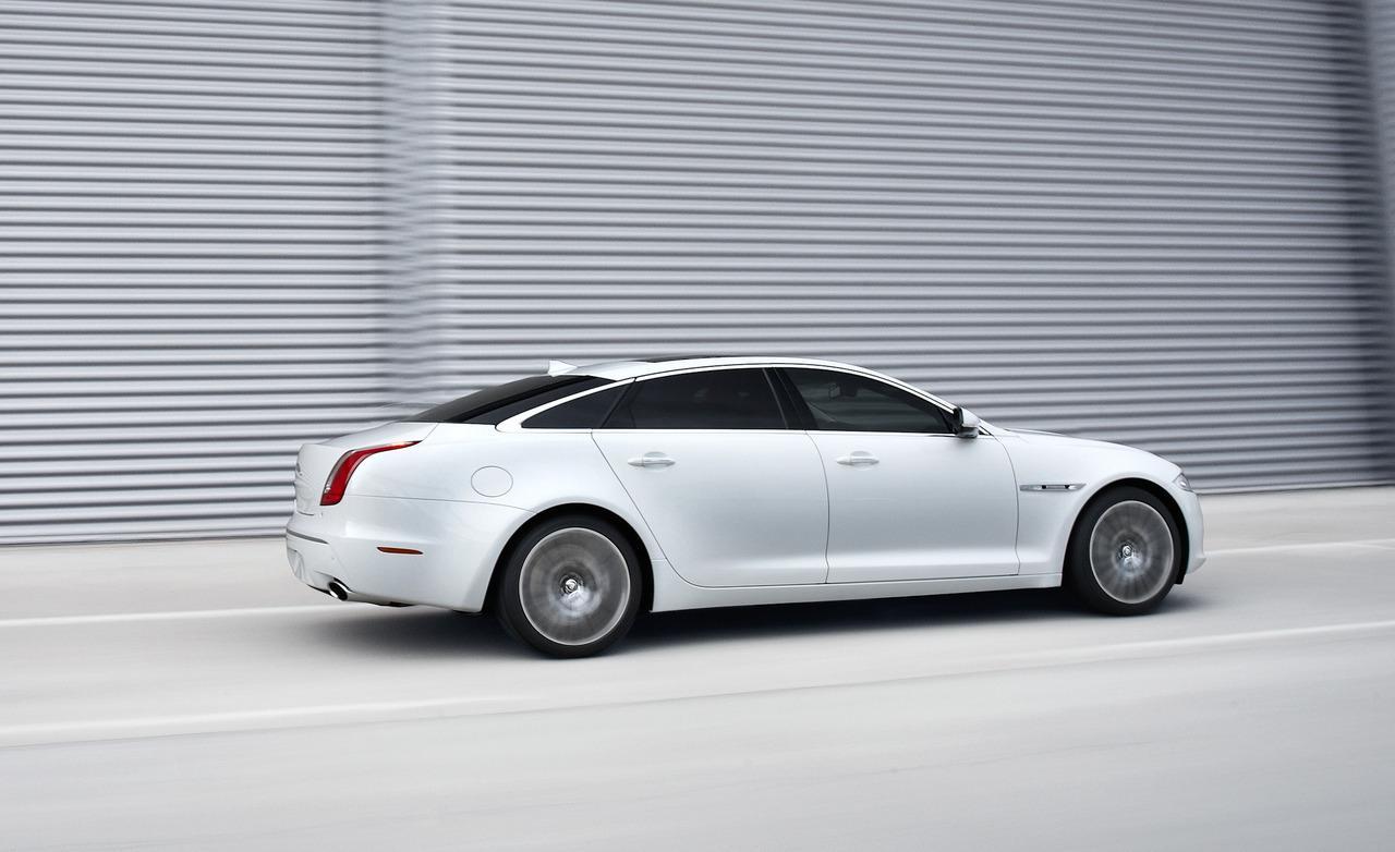 2013 Jaguar Xj Image 7