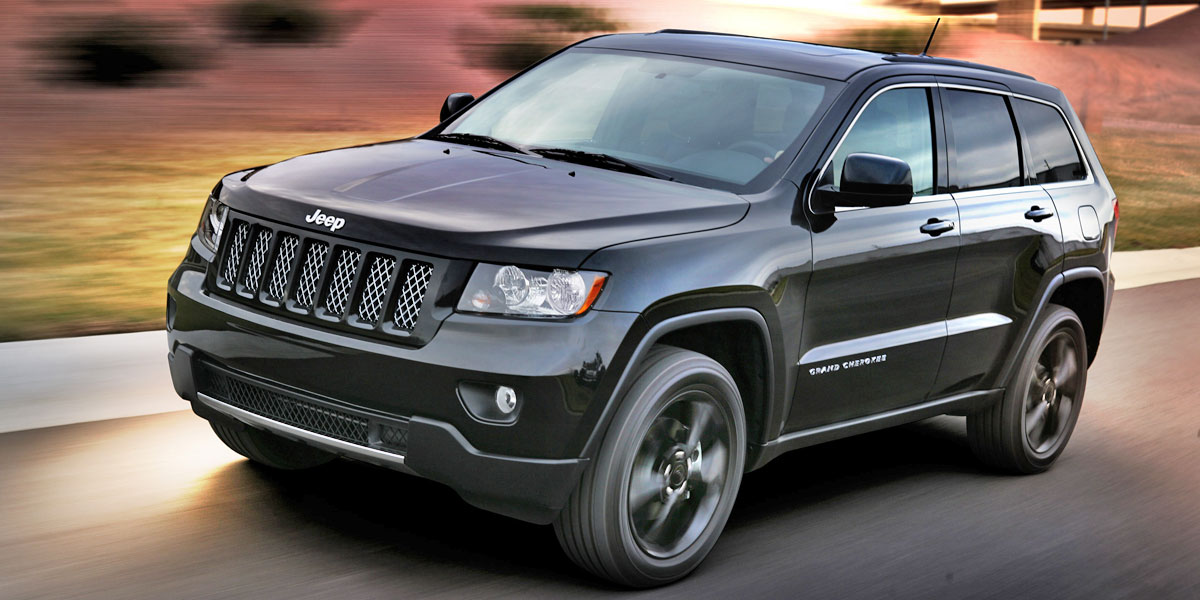 2013 Jeep Grand Cherokee Information And Photos Zombiedrive